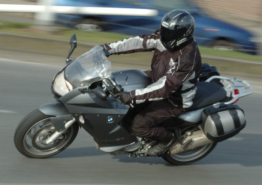 Essai de la F 800 ST 2006
