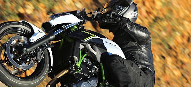 La Kawasaki Z 650 2017 à l'essai