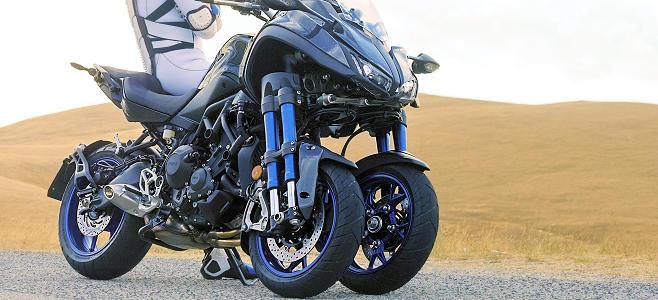 Yamaha 850 Niken