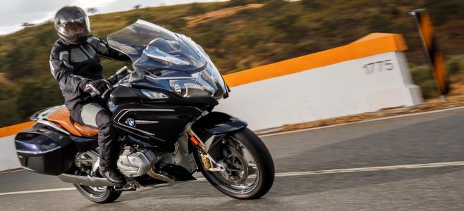 BMW R 1250 RT - update moteur !!!