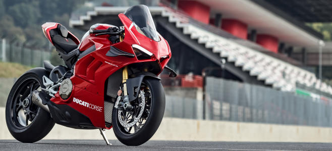 Ducati Panigale V4 R - 221 chevaux !