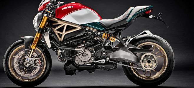 Ducati 1200 Monster 25ème Anniversaire