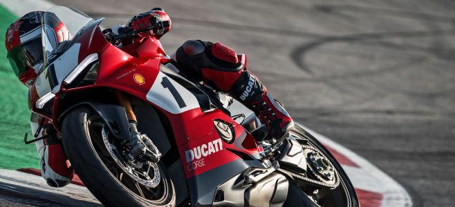 Ducati 1100 Panigale V4 S 25° Anniversario 916