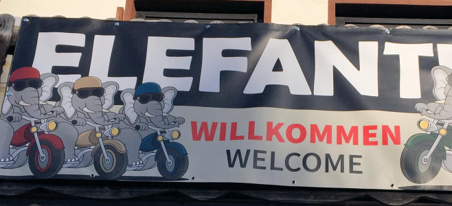 Voyage aux Elephants au Nurburgring