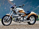 Il y a 20 ans... la BMW R 1200 C.