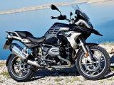 2017 - La BMW R 1200 GS plus hupée en version Exclusive.