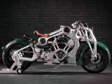 Curtiss Motorcycles présente la série limitée Warhawk.