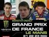 MotoGP/125cc - 3 français en 'Wild Card' au Mans.