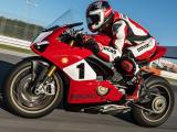 Plus d'infos et d'images sur la Ducati 1100 Panigale V4 S 25° Anniversario 916.