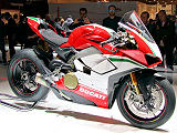 Ducati entretient le sublime avec la Panigale V4 Speciale.
