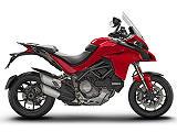 Plus de muscle pour la Ducati 1262 Multistrada 2018.