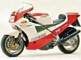 Il y a 29 ans... La Ducati 851.
