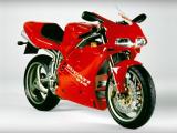 Une Ducati 916 à gagner avec la Mutuelle des Motards.