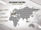 Cinq épreuves pour la saison d'Endurance 2019-2020.