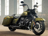 2017 - Harley-Davidson dévoile une Road King Special.