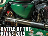 Les Etats-Unis s'invitent à la Battle of the Kings 2019.