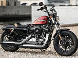 Une version Special pour le Sportster 1200 Forty-Eight.