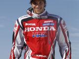 Honda fourbit ses armes pour le Dakar 2014.