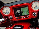 Ride Command : un nouveau système multimedia chez Indian.