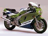 Il y a 27 ans... la Kawasaki ZXR 750 Stinger.