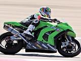 Bol d'Or 2015 - La Kawasaki SRC n°11 décroche la pole.