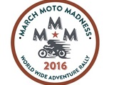 Le March Moto Madness débarque en France !