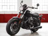 Moto-Guzzi présente une V9 Bobber Open House special edition.