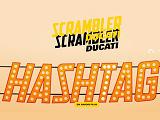 Ducati prépare un nouveau Scrambler : le Hashtag.