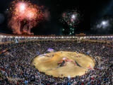 Levi Sherwood s'offre les Red Bull X-Fighters de Madrid.