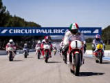 La passion saisit le Circuit Paul Ricard pendant la Sunday Ride Classic.