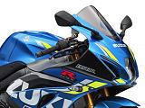 Le coloris 'MotoGP' évolue pour la Suzuki GSX-R 1000 2018.
