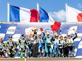 Le Suzuki Endurance Racing Team remporte le Bol d'or 2016.