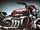 La Triumph Rocket III prépare son retour.