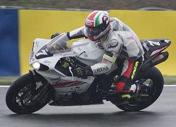 Victoire de la Yamaha Austria Racing Team pour la première fois.