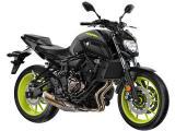 Yamaha relifte la MT-07 pour 2018.