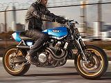 Nouveau concept Yamaha XJR 1300
