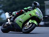 Il y a 17 ans... la Kawasaki 1200 ZX-12 R.