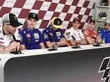 MotoGP / Qatar - Les déclarations des pilotes avant la reprise.