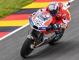 MotoGP / Sachsenring J1 - Dovi part bien.