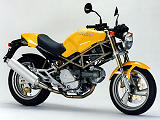 Il y a 25 ans... La Ducati 600 Monster.