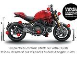 Contrôle hivernal gratuit pour votre Ducati.