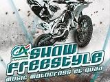 Show Freestyle Motocross le 21 mai 2016 à Montpellier.