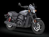 2017.5 - Harley-Davidson présente la 750 Street Rod.