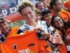 Stephanie Laier sacrée Championne du monde de Motocross.