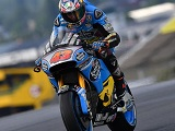 MotoGP / Le Mans FP1 - Jack Miller en tête sur piste séchante.