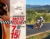 Des nouveautés et plus de sport pour le Moto Tour 2017.