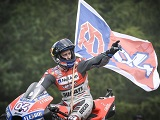 MotoGP / Brno - Dovizioso et Lorenzo offrent le doublé à Ducati.