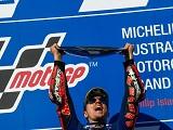 MotoGP / Phillip Island - Vinales met fin à la disette chez Yamaha.