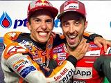 MotoGP - Marquez s'impose sur le fil en Thaïlande.