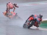 MotoGP - Dovizioso remporte un palpitant final à Valence.